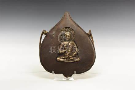 Tibetan Portable Buddha Shrine