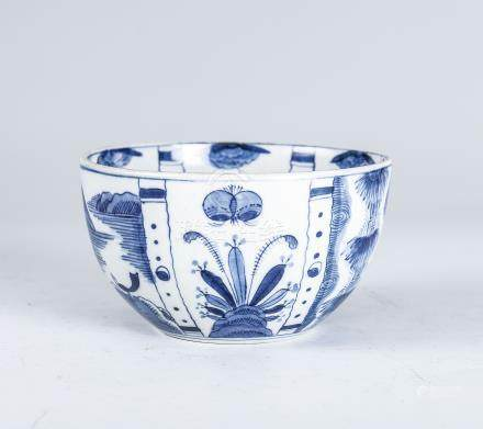 清 萬治年製款 陳元贇 茶碗