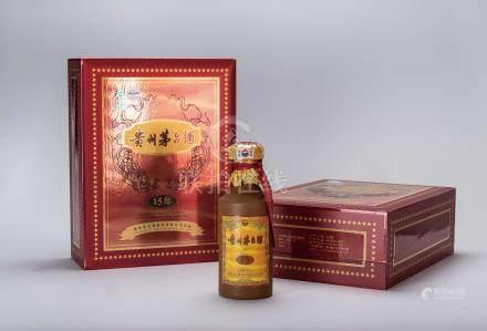 2004年 15年 貴州茅台酒(醬香型) 、2005年 15年 貴州茅台酒(醬香型)