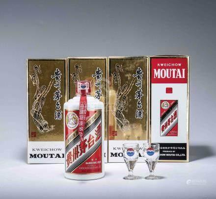 2006年 貴州茅台酒(醬香型) 四瓶