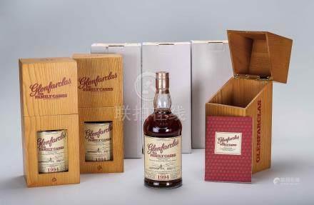 Glenfarclas格蘭花格1994年 單一麥芽蘇格蘭威士忌 家庭酒桶 六瓶