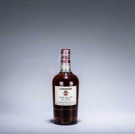 Longmorn-Glenlivet朗摩 1969年 單一麥芽蘇格蘭威士忌