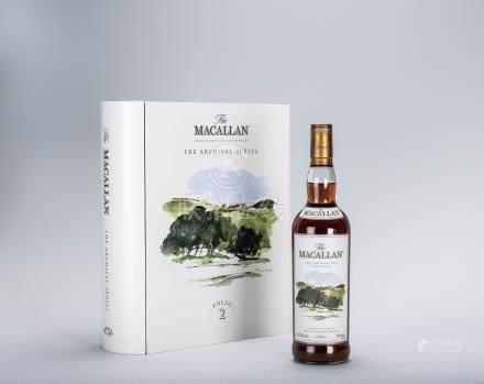 麥卡倫 Macallan  檔案系列 Folio.2 單一麥芽威士忌