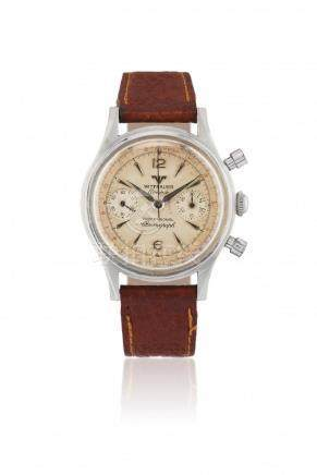 WITTNAUER REF. 3256 WITH CHRONOGRAPH, 50s