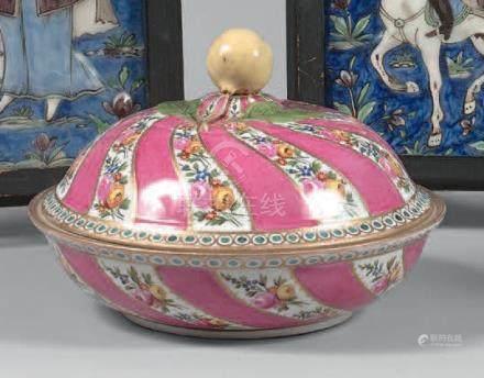 Manufacture de Meissen, Allemagne, XIXe siècle