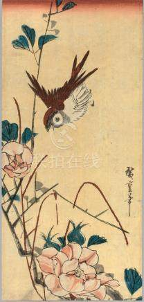 UTAGAWA HIROSHIGE (1797 1858)