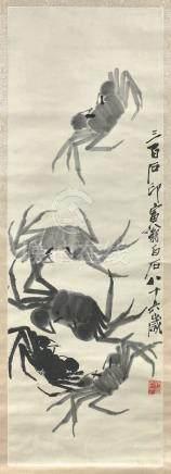 Attribué à QI BAISHI (1864 1957)