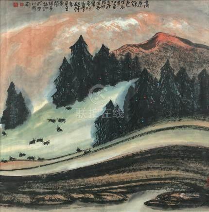JIANG ZHIXIN (né en 1949)