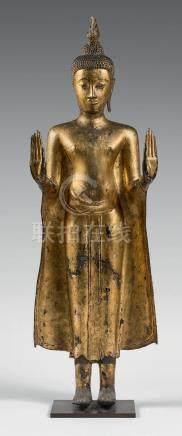 THAÏLANDE, Ayutthaya XVIIIe siècle