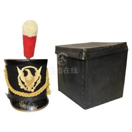 Antique Military Shako Helmet