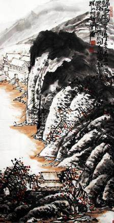 LI GUO LU, CHINESE PAINTING ATTRIBUTED TO