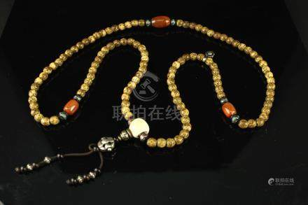 Xingyue Bodhi Seed Necklace
