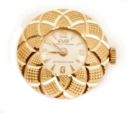 Cassa da orologio da donna marca Nivor con cassa
