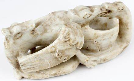 LOWER NILE ANCIENT EGYPTIAN INCENSE BURNER