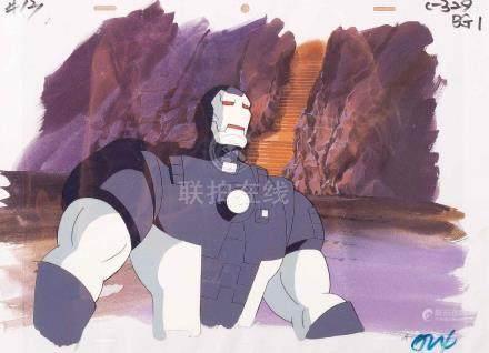 Marvel celluloid film¡GIron Man