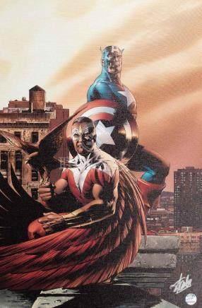 Marvel Art Prints
