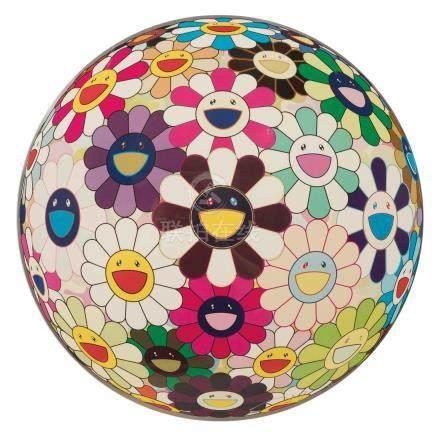 Takashi Murakami,Flowerball