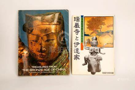 (2) A PAIR ART PICTURE BOOKS.B052.