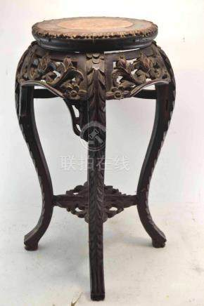 (Asian antiques) Table