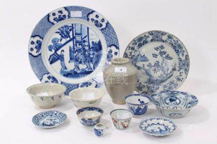 Collection of antique Chinese ceramics -...