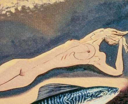 Man Ray US Dadaist Surrealist Signed Litho 41/100