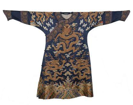 A Chinese Embroidery Cloth