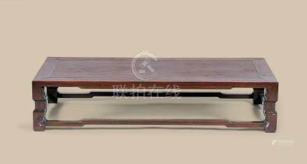 清代(1644-1911) 红木长方桌