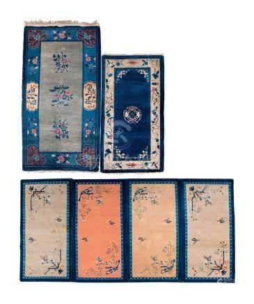 地毯 (六件一组)