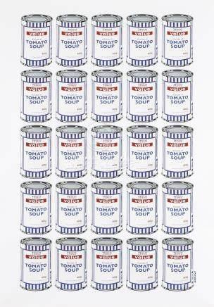 班克斯-罐头