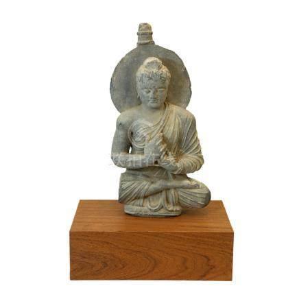 石雕釋迦牟尼像