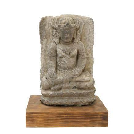 石雕菩薩像