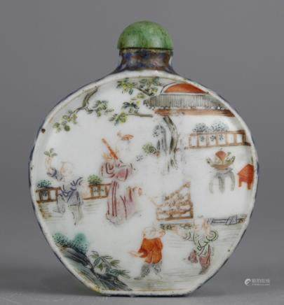 Chinese snuff bottle, possibly 18th/19th c.