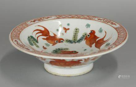 Chinese porcelain bowl, possibly 19th c.