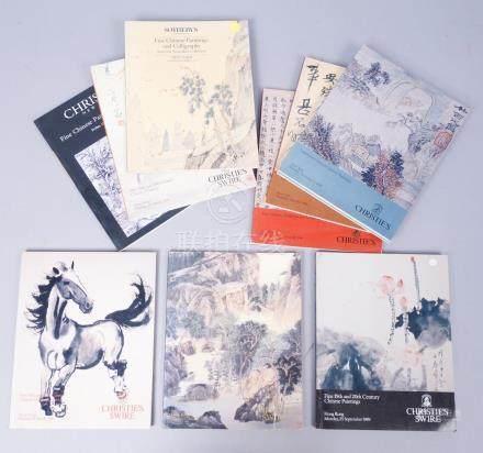 Estate Found Lot 11 Christies & Sotheby's Asian Antiques Auction Catalogs FR3SH