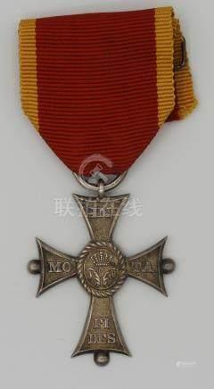 Orden Heinrich des Löwen, Verdienstkreuz II. Klasse,  um 1900