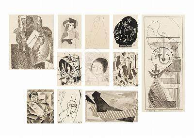 Marcel Duchamp, Pablo Picasso, Fernand Leger 其他Du Cubisme (11位作家作品合集)