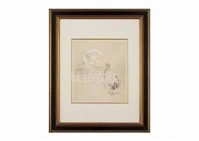 Pablo Picasso  (巴勃羅・畢卡索)Salome(BL.14)