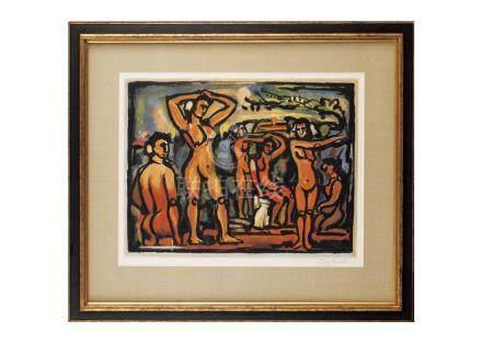 Georges Rouault (喬治 · 魯奧) 〈1871-1958〉秋