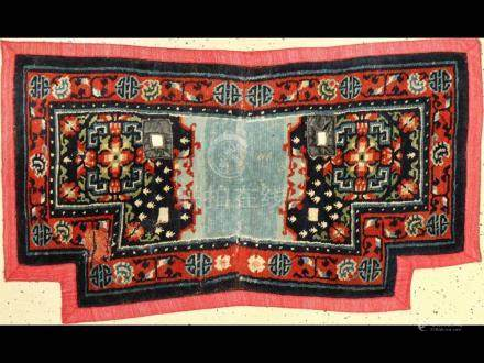 Tibetan 'Saddle',