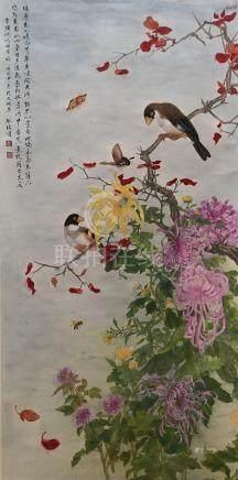 鄧绍煌   腊咀鸟