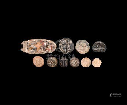 Western Asiatic Stamp Seal Collection