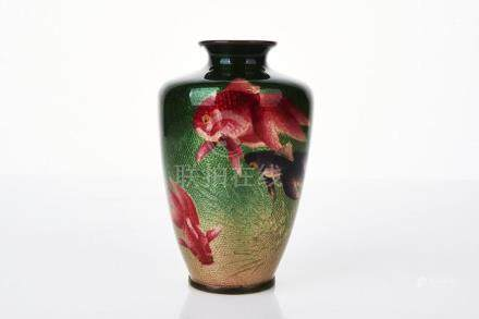Attributed to Ando Cloisonné Company