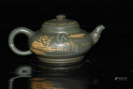 Chinese Yixing Teapot-Zhou Guizhen