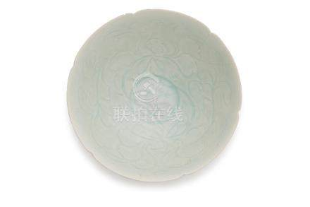 A Qingbai carved 'lotus' bowl Song Dynasty