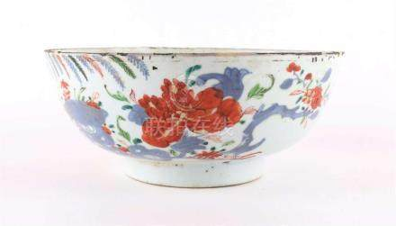 A Chinese Imari stand on stand ring, China, Qianlong 18th ce