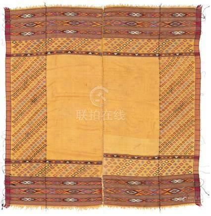Syrian Silk Textile
