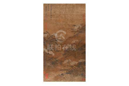 JIANG TINGXI (attributed to, 1669 – 1732)
