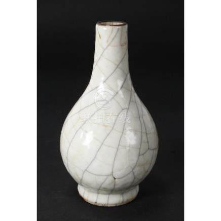 Chinese Yuan Ge Ware Vase,
