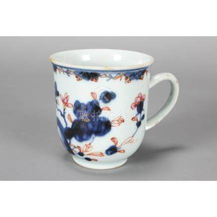 Chinese Qing Dynasty Porcelain Export Tea Cup,