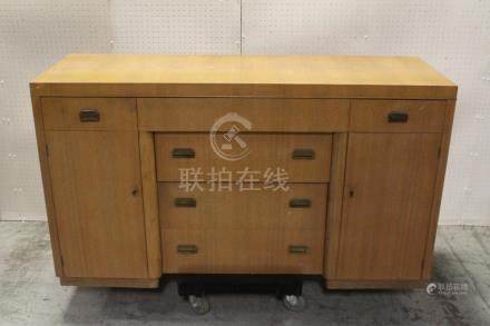 A modern cabinet